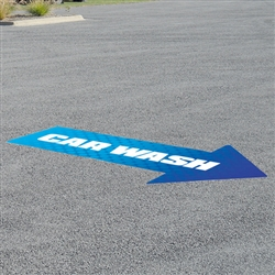 Outdoor Street Decals