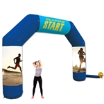 Start Finish Line Inflatable 20'
