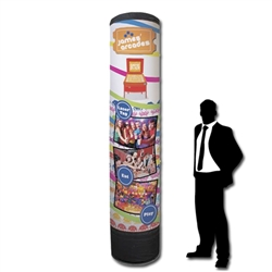 LuminAir Inflatable Trade Replacement Graphic