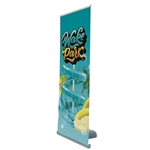 Four Season Outdoor Retractable Banner Stand