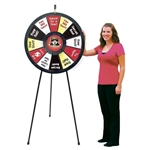 Promotional Prize Wheel Game