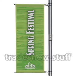 Replacement Banner for 30in Boulevard Spring Arm Kit