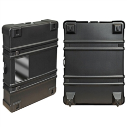 Molded Telescoping Expo Shipping Case 48x25.5x8