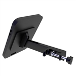 Clamp-on iPad Mount for Trade Shows Displays