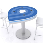 MOD-1457 Mobile Device Charging Table