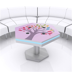 MOD-1464 InCharge Trade Show Table