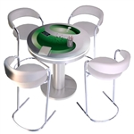 Rental Charging Station Pub Table 42""
