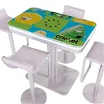 REZ-709 InCharg Rental Charging Table