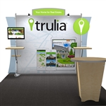 Sacagawea Hybrid Trade Show Exhibit 10' x 10'