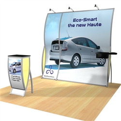 Perfect 10 Clio Hybrid Trade Show Exhibit 10' x 10'