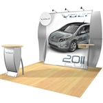 Perfect 10 Mirabelle Hybrid Trade Show Exhibit 10' x 10'