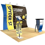 VK-1518 Perfect 10 Hybrid Trade Show Exhibit 10' x 10'