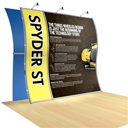 VK-1519 Perfect 10 Hybrid Trade Show Exhibit 10' x 10'