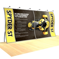 VK-1806 Perfect 10 Hybrid Trade Show Exhibit 10' x 10'