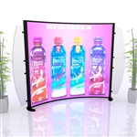 SEGUE SuperNova LED Hybrid Trade Show Display