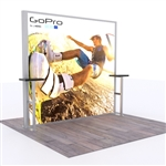 Visionary Designs SEGUE LED Trade Show Display
