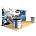 Magellan Hybrid Trade Show Exhibit 10' x 20'