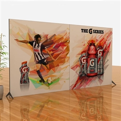 SEGUE Silicone Edge Graphic Trade Show Display