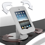 iPad Desktop Stand Locking Clamshell