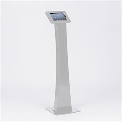 Pro iPad Kiosk Stand Locking Clamshell for Trade Shows