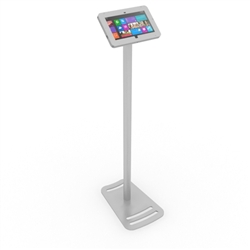 Workstation Surface Tablet Kiosk Stand for Trade Shows