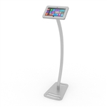 Sleek Surface Tablet Kiosk Stand for Trade Shows