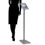Workstation iPad Kiosk Stand for Trade Shows