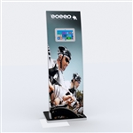 64 in Double Sided Surface Kiosk Display