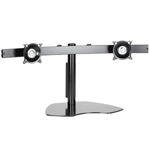 Trade Show Dual Monitor Table Top Stand