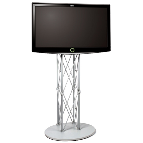 Folding Monitor Stand Ez Fold Trade Show Monitor Stand