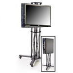 Mobile Duo TV Stand