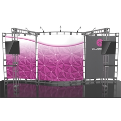 Callisto Orbital Express Truss Display