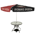 Showstopper 7ft Full Print Event Umbrella
