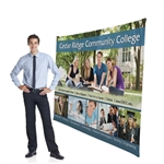 8ft Traverse Tension Fabric Display