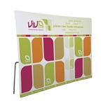 10ft ContourFit Backwall Tension Fabric Display