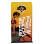 4 ft EuroFit Fabric Banner Stand