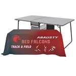 Case to Table Folding Table & Cover