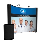 Premium 10ft Curved PopUp Display