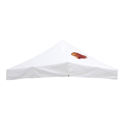 Showstopper Tent 8x8 Replacement Canopy Imprinted