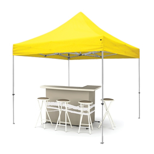 sc 1 st  tradeshow-stuff.com & Showstopper Concession Stand 10 x 10 Canopy Pop Up Tent