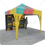 Custom Tent 10x10 Canopy Event Kit