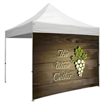 Showstopper Full Wall Event Tent