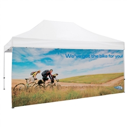 Showstopper Event Tent 15' Full Wall