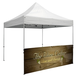 Showstopper Half Wall Event Tent