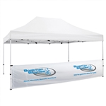 15' Showstopper Half Wall Event Tent