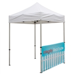 6' Showstopper Half Wall Event Tent