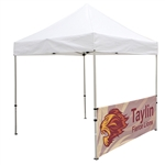 8' Showstopper Half Wall Event Tent