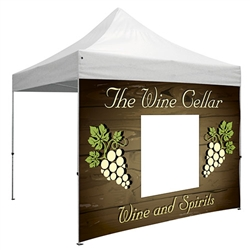 Showstopper Window Wall Event Tent