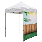 6' Showstopper Full Wall Event Tent Zipper Entry
