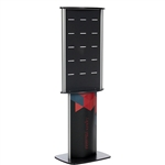 Retail Slat Wall Kiosk